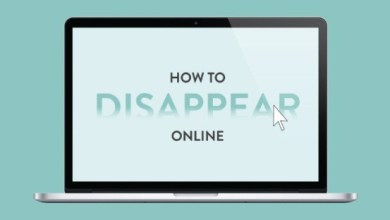 Photo of How To Remove Yourself From the Internet – Infographic