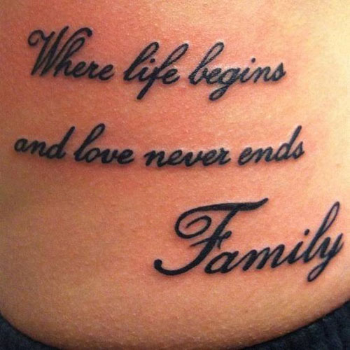 tattoo-quotes-about-family