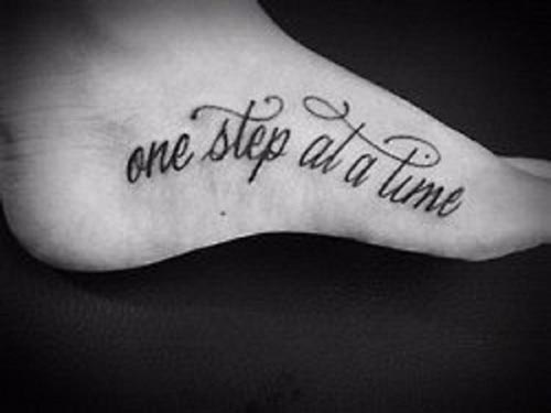 tattoo-quotes-one-step-at-a-time