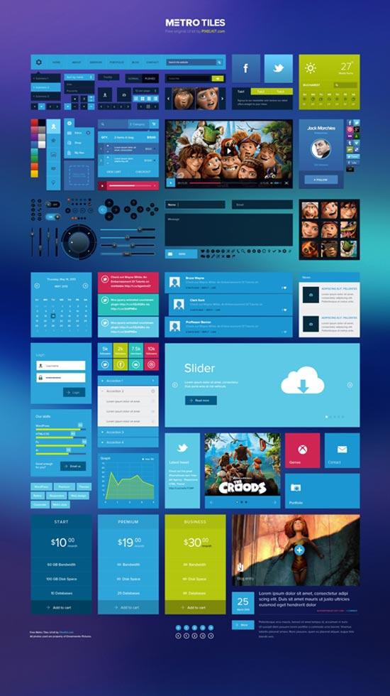 flat-template-design-element24