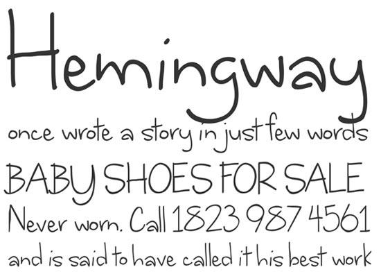 5-free-handwritten-fonts