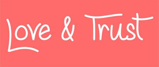 Love-Trust7-free-handwritten-fonts