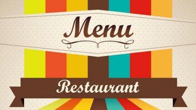 Photo of 30 Restaurant Menu Design Examples