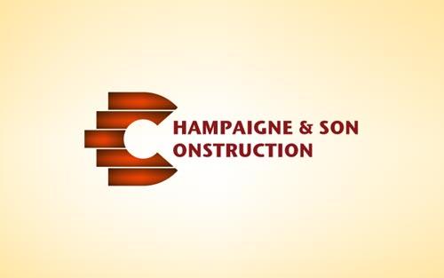 Champaigne-son-construction-logo