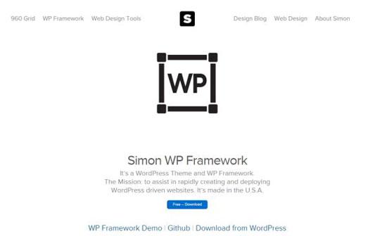 best wordpress framework 2014