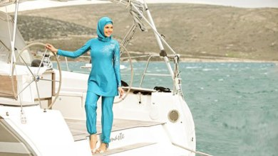 Photo of 15+ Fashionable Muslim Swimwear (Burkini) Collection for Women