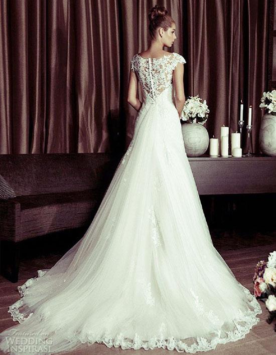 modern vintage wedding dresses