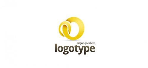 infinity logo mockup