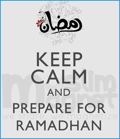 prepare for ramadan
