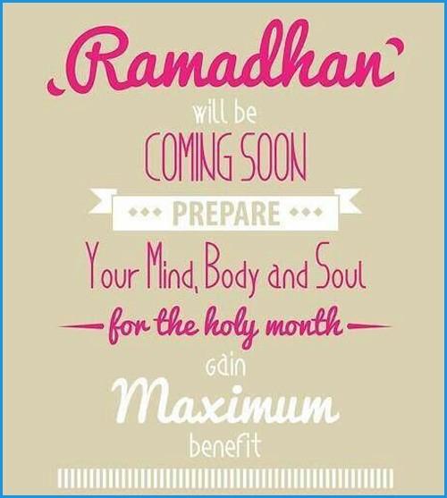welcome ramadan mubarak quotes