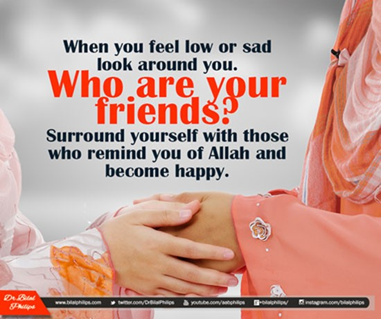 friendship islamic quotes