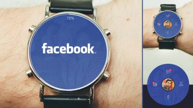 Photo of Facebook Apple IWatch Concept Design