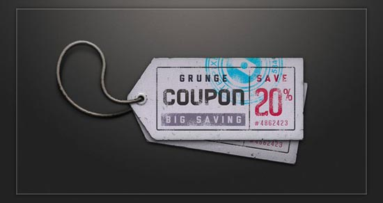free-psd-Ticket-Coupon-Sale-Tag