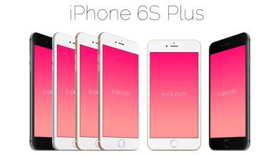 Photo of Iphone 6S Plus High Quality Vector Mockups