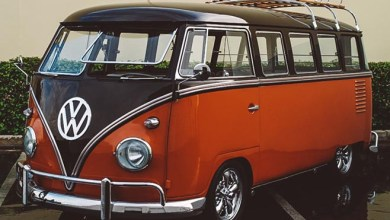 Photo of Volkswagen Re-released Everyone's Favourite Hippie Bus But Now It's Electric Van