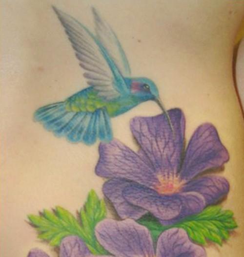 hummingbird tattoo images 2