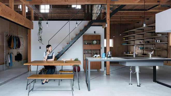 warehouse converted into home or a home converted into warehouse & Warehouse Converted Into Home or A Home Converted Into Warehouse?