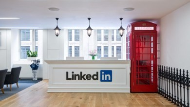 Photo of A Inside Tour of LinkedIn's New Inspiring Office in London