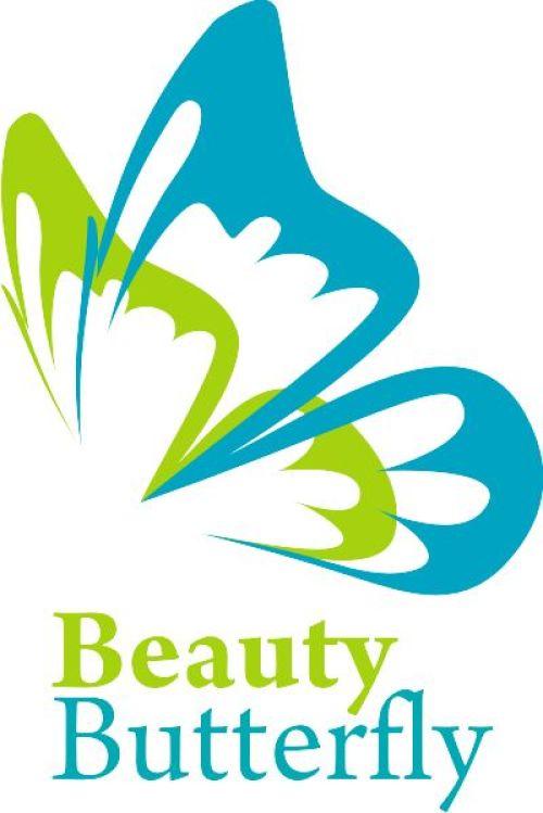 beauty butterfly logos