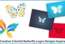 Photo of 50+ Creative Colorful Butterfly Logos Designs Inspiration