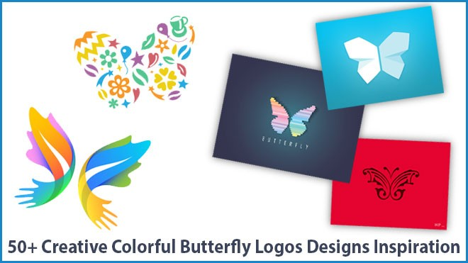 butterfly designs for logos