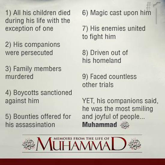 quotes about prophet muhammad