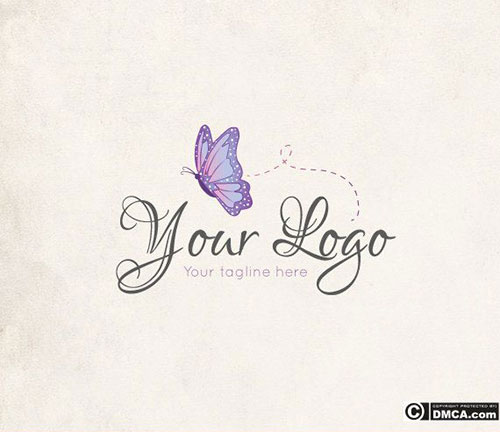 your butterfly logos