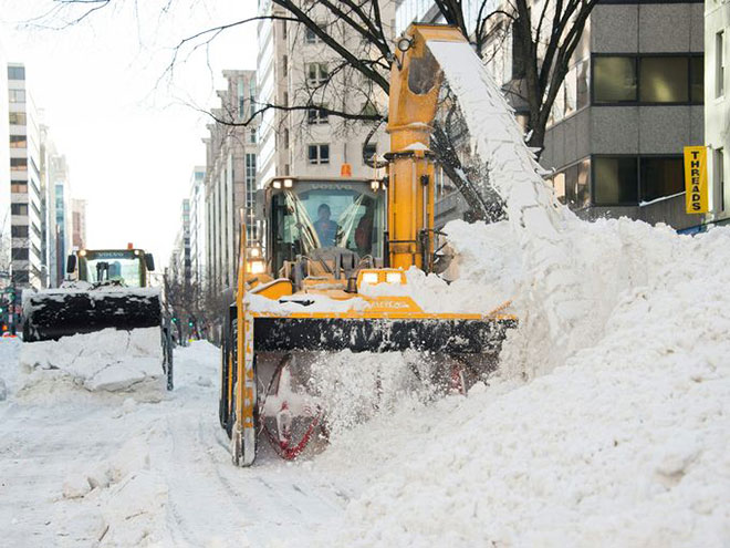 Incredible Photographs of New York City Winter Storm 2016 Blizzard - b