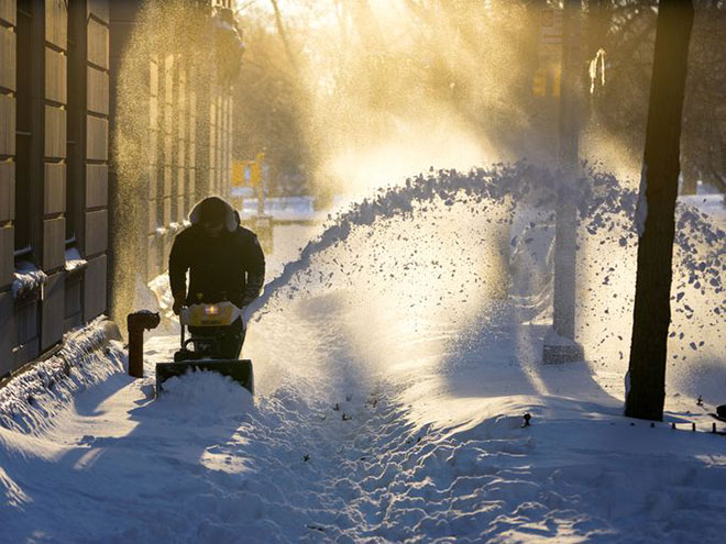 Incredible Photographs of New York City Winter Storm 2016 Blizzard - c