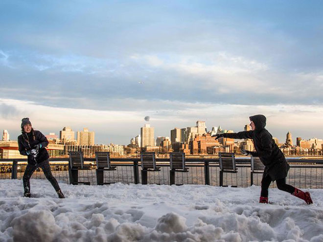 Incredible Photographs of New York City Winter-a