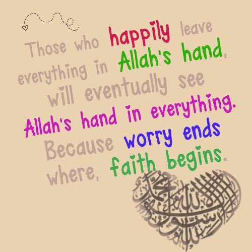 allah quote about faith