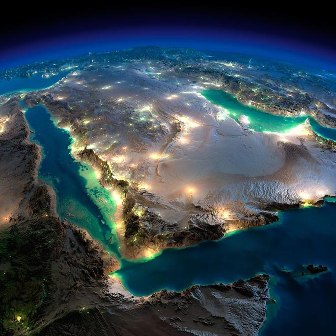 beautiful earth images from space