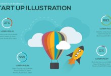 Photo of 10+ Free Infographic Vector Elements & Template Pack