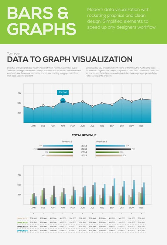 Free Infographic Vector Pack