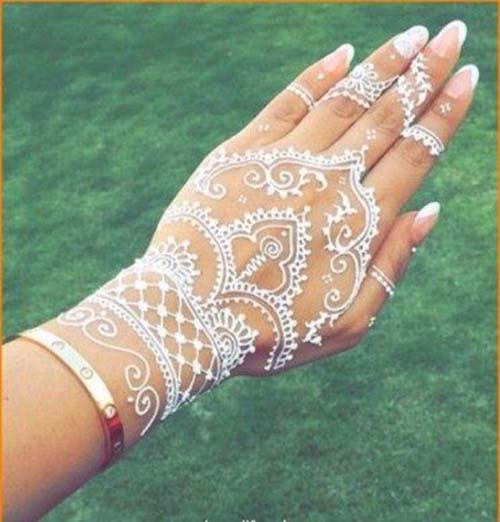 cool Henna Mehndi Designs For Hands