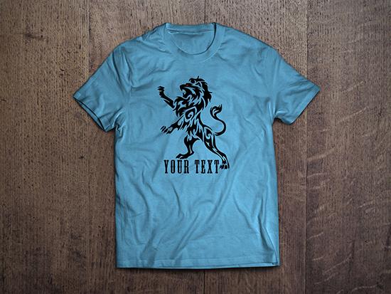 t shirt design vector free download