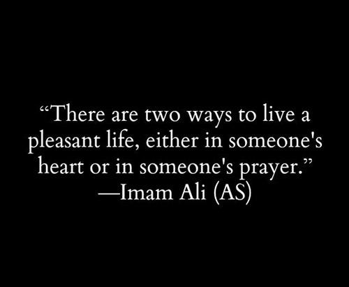 sayings of hazrat ali