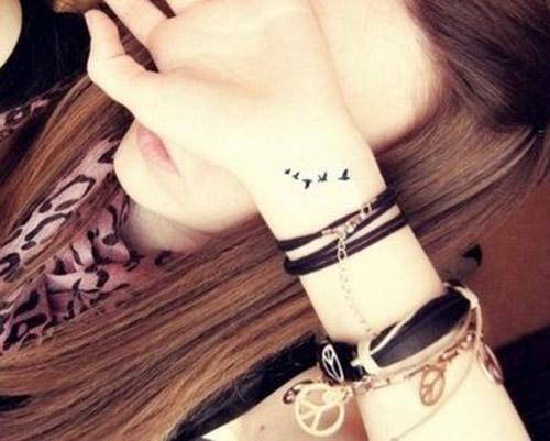wrist bracelet tattoos 6