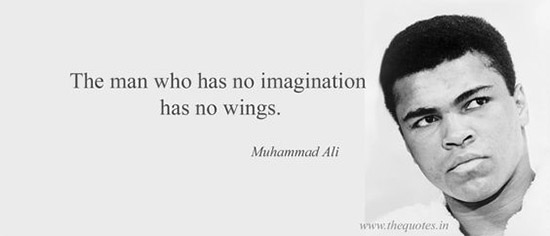 best muhammad ali quote