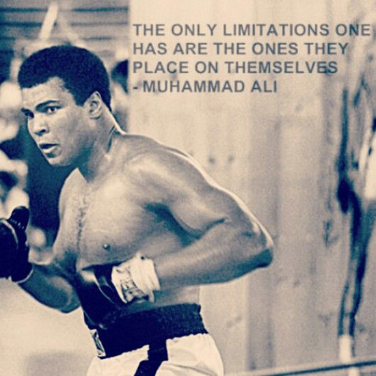 muhammad ali saying