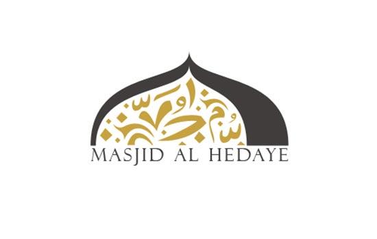 Masjid-Al-Hedaye---islamic-mosque-logo