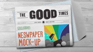 Photo of 35+ Best Free & Premium Newspaper Mockup Psd & Designed Templates