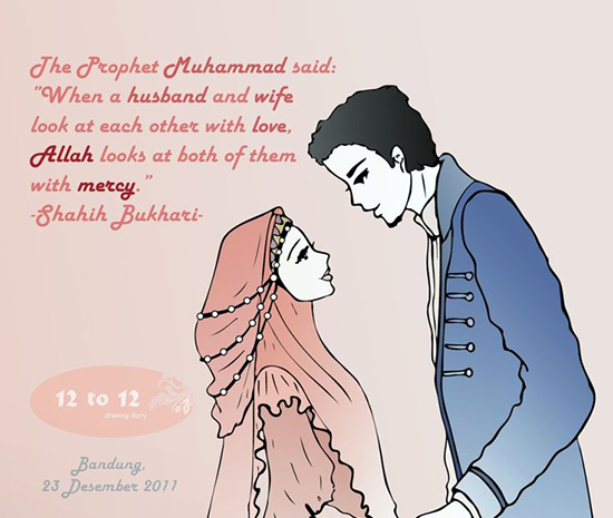 hadith about love