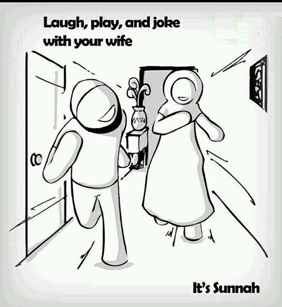sunnah about love