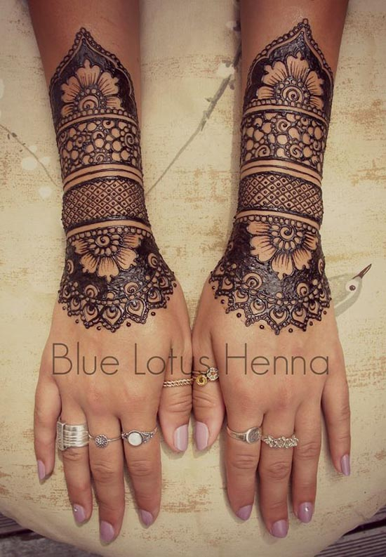 henna tattoos ideas for hand