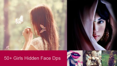 Photo of 54+ Beautiful Girls Hidden Face DPs For Facebook & WhatsApp