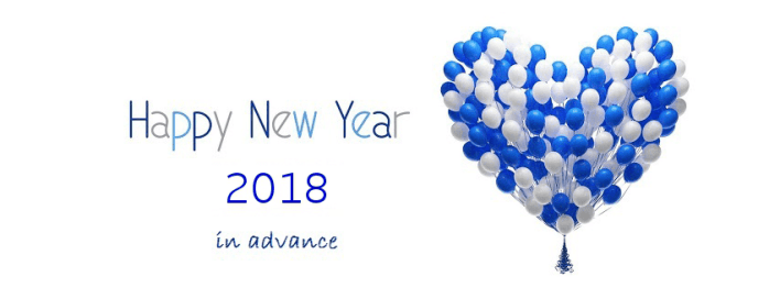 Happy New Year 2018 - Cover Photos For Facebook