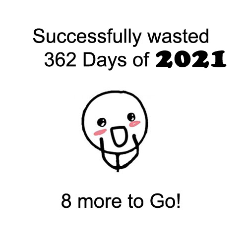 successfully-wasted-2021