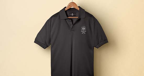 Psd Polo Shirt Mockup Vol1