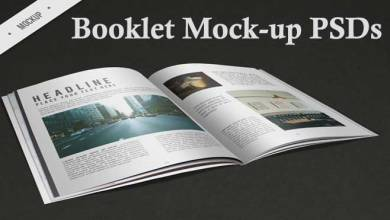 Photo of 20+ Best Booklet & Catalog PSD Mockup  (Free & Premium Collection)